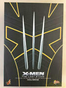 Hot Toys X-men The Last Stand Mms187 Wolverine 1/6 Scale Figure Japan