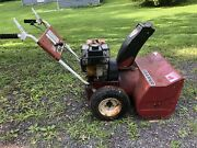 Used Snapper 8hp Briggsandstraton Snow Blowers For Sale