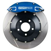 Stoptech 83.137.0047.21 - Bbk 2pc Rotor - Rear - Sold As A Pair
