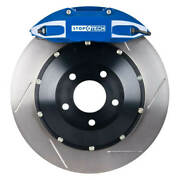 Stoptech 83.193.0057.21 - Bbk 2pc Rotor - Rear - Sold As A Pair