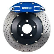Stoptech 83.646.0057.22 - Bbk 2pc Rotor - Rear - Sold As A Pair