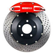 Stoptech 83.646.0057.72 - Bbk 2pc Rotor - Rear - Sold As A Pair