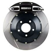 Stoptech 83.657.0057.51 - Bbk 2pc Rotor - Rear - Sold As A Pair