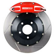 Stoptech 83.657.0057.71 - Bbk 2pc Rotor - Rear - Sold As A Pair