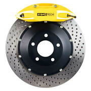 Stoptech 83.657.0057.82 - Bbk 2pc Rotor - Rear - Sold As A Pair