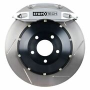 Stoptech 83.137.0047.61 - Bbk 2pc Rotor - Rear - Sold As A Pair