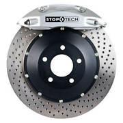Stoptech 83.137.0047.62 - Bbk 2pc Rotor - Rear - Sold As A Pair