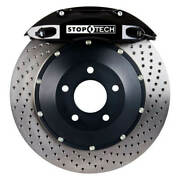 Stoptech 83.137.0047.52 - Bbk 2pc Rotor - Rear - Sold As A Pair