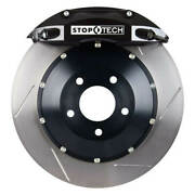 Stoptech 83.137.0047.51 - Bbk 2pc Rotor - Rear - Sold As A Pair