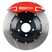 Stoptech 83.137.0047.71 - Bbk 2pc Rotor - Rear - Sold As A Pair