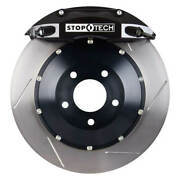 Stoptech 83.155.0047.51 - Bbk 2pc Rotor - Rear - Sold As A Pair