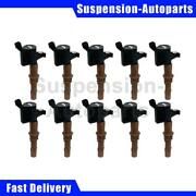 Fits Ford F-350 Super Duty 2008-2010 10x Denso Auto Parts Direct Ignition Coil