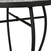 Side Table For Outside Pretty Patio Porch Deck Balcony With Tile Top Round Best