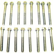 Hbk3131 Dnj Cylinder Head Bolts Set Of 16 New For Chevy Olds Cutlass Grand Prix