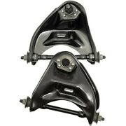 Set-rb520138 Dorman Set Of 2 Control Arms Front Driver And Passenger Side New Pair