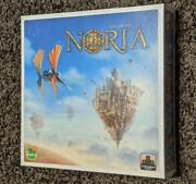 Noria Board Game Sealed Unopened Stronghold Game