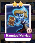 Haunted Harriet Coin Master Card 3 For Sale Get Them While They Last 1=5
