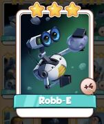 Robb-e Coin Master Card 4 For Sale Get Them While They Last 1=3