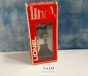 Lionel Train Automatic Highway Flasher 6 - 2154 Box With Crossing Sign