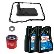 Acdelco Allison 1000 Transmission Service Kit And Transynd 668 Fluid For 01-10 Gm