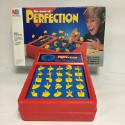 Vintage 1990 The Game Of Perfection Boardgame 4060