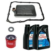 Acdelco Allison 1000 Transmission Service Kit And Transynd 668 Fluid For 11-19 Gm