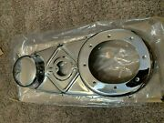 New Harley Flathead Knucklehead Panhead Outer Primary Cover For 1941-1954