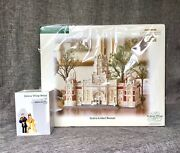 Dept 56 Lot Of 2 Victoria And Albert Museum + Victoria And Albert Limited Ed D56