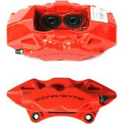 Set-ac1722630-r Ac Delco 2-wheel Set Brake Calipers Rear Driver And Passenger Side