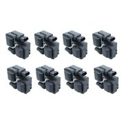 Set-wkp9201058-8 Walker Products Set Of 8 Ignition Coils New For Mercedes E320