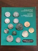 Very Rare William Doyle Galleries Loye L. Lauder Rare Early Us Coins Dec. 1983