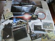 Nasa Boeing Space Station Jsc Portal Ring+booklets Photos Original Project Data
