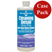 Marykate Cleaning Detailandreg Non-skid Deck Cleaner - 32oz Case Of 12 1007571