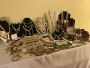 Incredible High End Vintage To Modern Rhinestone Jewelry Lot Weiss Schriener