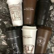 Starbucks Pike Place 1st Store Limit Resumble Cup Pieces