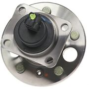 Wh512003 Quality-built Wheel Hub Rear Driver Or Passenger Side New For Chevy
