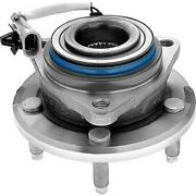 Wh513179hd Quality-built Wheel Hub Front Driver Or Passenger Side New For Chevy