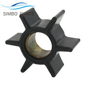 For Mercury 3.5/3.9/5/6hp Outboard Boat Motor Parts Water Pump Impeller 47-22748