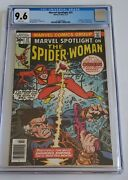 Marvel Spotlight 32 Cgc 9.6 White Pages 1st Appr Spider-woman Jessica Drew