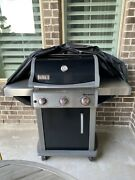 Weber Spirit E-310 3-burner Natural Gas Grill W/ Built-in Thermometer