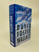 David Foster Wallace Infinite Jest Little Brown 1996 1st Printing 1st State