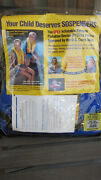 Sospenders 12myh Youth Type 3 Hybrid Pfd New Personal Flotation Device
