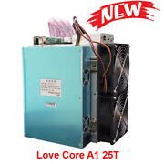 New Love Core A1 25t Aixin Miner With Psu Btc Bch Bitcoin Miner Limited Quantity