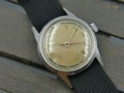 40and039s Vintage Watch Mens Military Wwii Lemania 192h Manual Wind Cal. S27 / 2990