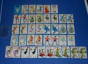 Vintage 1975 Whitman Old Maid Card Game 4902 40 Cards Including Instructions