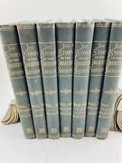 The Story Of The Greatest Nations Incomplete Set E. S. Ellis / C. F. Horne 1906
