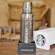 Limited Production Products Starbucks Thermos Collaboration Tumbler