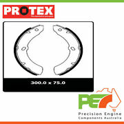 New Protex Brake Shoes - Front For Isuzu Nkr150 Nkr66 2d Truck 4x2.