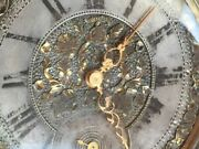 Bovet Rare Imperial Pocket Watch Qing-dynastie In A Big Ornated Silver Case