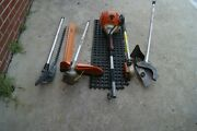 Stihl Ht131 Kobi System With 4 Attacments Watch The Video No Returns